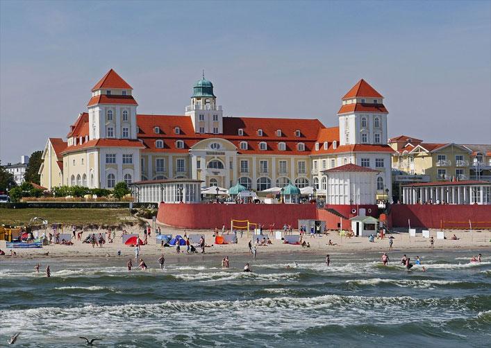 Strand von Binz, Rügen